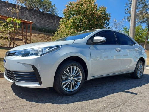 Imagem 1 de 12 de Toyota Corolla Gli Upper 2019 2º Dono