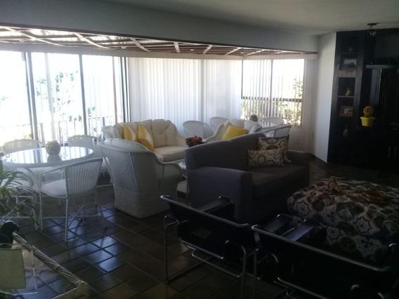 Excelente Apartamento Cobertura 5 Quartos Sendo 3 Suítes 400m2 Na Pituba - Lit421 - 4497328
