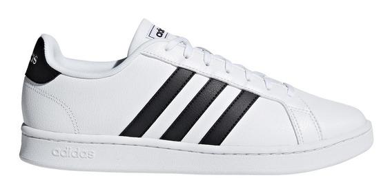 Tenis adidas Grand Court Blanco