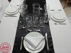 Alquiler De Vajilla - Manteleria - Cubre Sillas Para Eventos