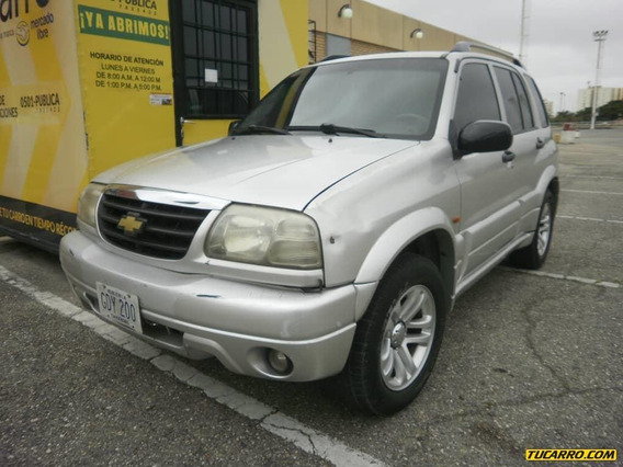 Chevrolet Grand Vitara Sincrónico