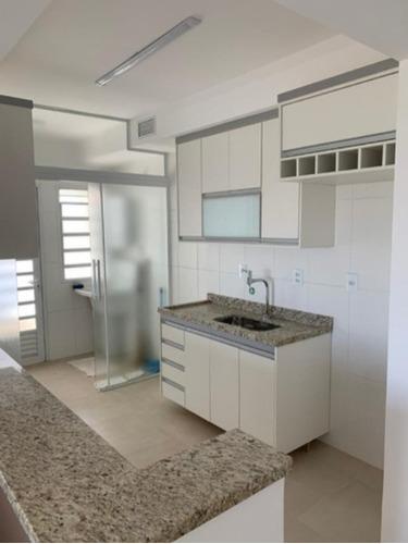 Apartamento À Venda No Vancouver Homes Sorocaba, Em Sorocaba -sp - 3625 - 69288930