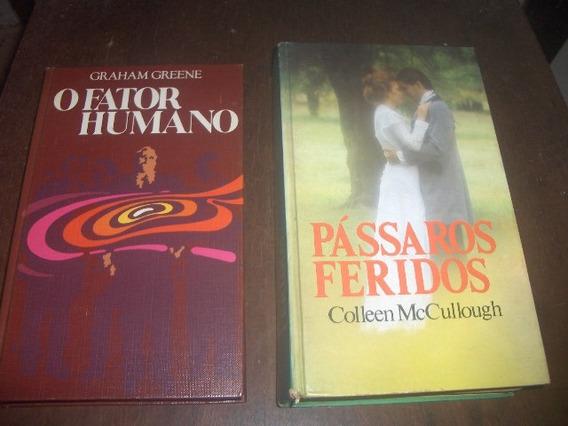 Lote 10 Livros Romances Literatura Estrangeira