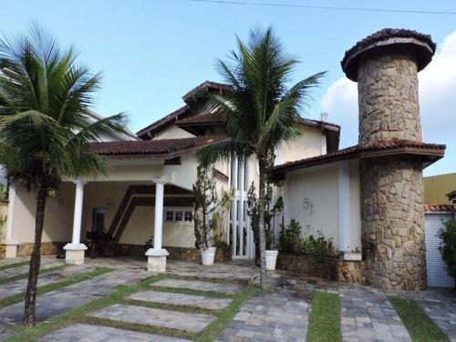 Casa Residencial Para Venda E Locação, Acapulco, Guarujá. - Ca0152 - 34710220