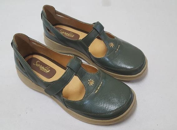 Sapato Boneca Estilo Retrô Ref. 7071-a Lolita