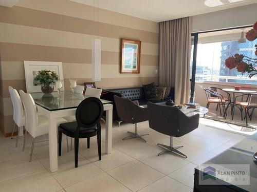 Apartamento Com 3 Dormitórios À Venda, 90 M² Por R$ 650.000,00 - Armação - Salvador/ba - Ap0550