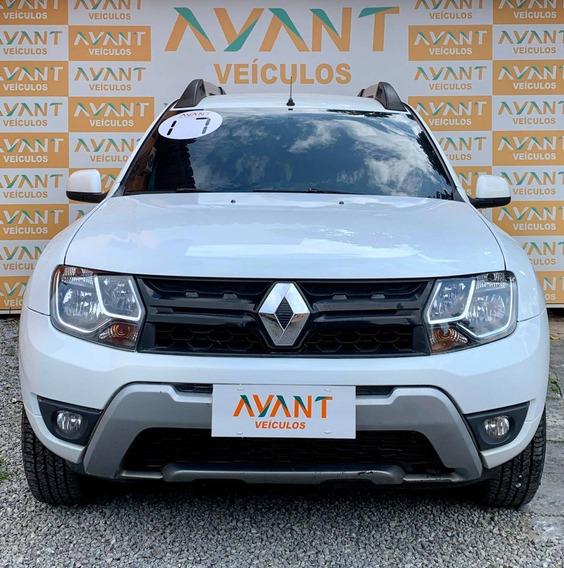 Renault Duster 2.0 16v Dakar Ii (flex) (aut) 2017