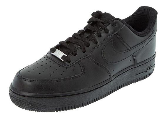 Tenis Zapatillas Nike Air Force One Importadas 100% Cuero
