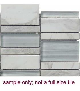 Intrend Tile Ns020-f-sample Piedra Natural Carrara Diamond M