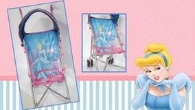 Coche Tipo Paraguas Disney Para Niñas Y Niños