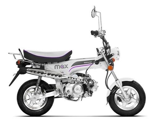 Motomel Max 110 - 18 Ctas De $7.699 - Crédito Dni!