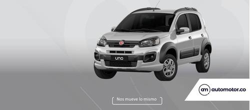 Imagen 1 de 9 de Fiat Uno Way Pop  2022