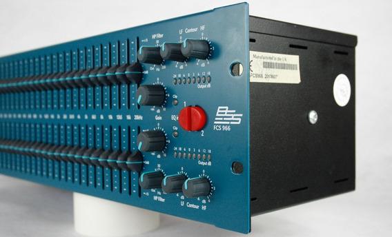 Equalizador Bss Fcs966