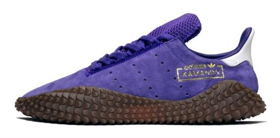 Tenis adidas Originals Kamanda 01 Violeta Aq1226