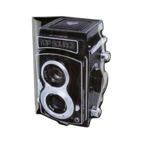 Álbum De Fotos Câmera Fotográfica Retrô