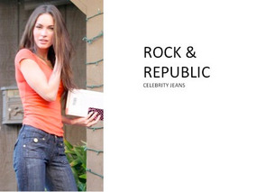 Rock And Republic Jeans/7.000