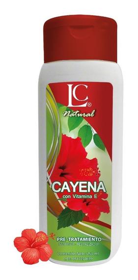 Linea Natural Cayena Pre Tratamiento Lior 240ml