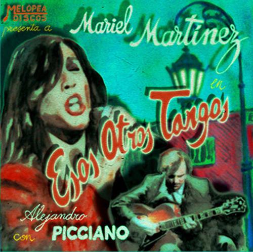 Mariel Martínez - Esos Otros Tangos - Cd