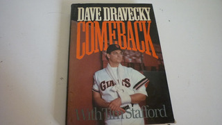 Libro Sobre Dave Dravbecky Baseball San Francisco Giants
