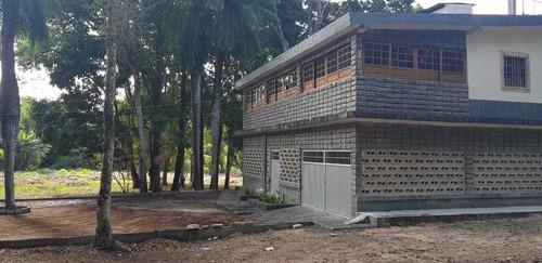 Chácara Com Duplex, Poço Artesiano, Área Verde E A 2,8km Mar