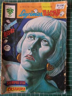 Revista Comic Lagrimas Y Risas 70s - 80s P2