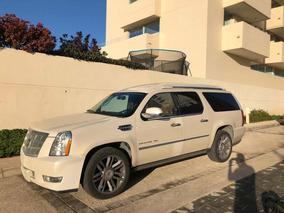 Cadillac Escalade Esv 6.2 Plinum Lujo . V8 8 Pas At 2013
