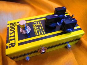 Fire Custom Shop Power Booster .. Boss Mxr Micro Amp Zvex Gt