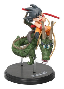 Figure Action Dragon Ball Goku Menino Shenlong Fantastic Art