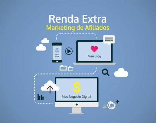 Imagem 1 de 1 de Aprendar Tudo Sobre Marketing Digital De Afiliados