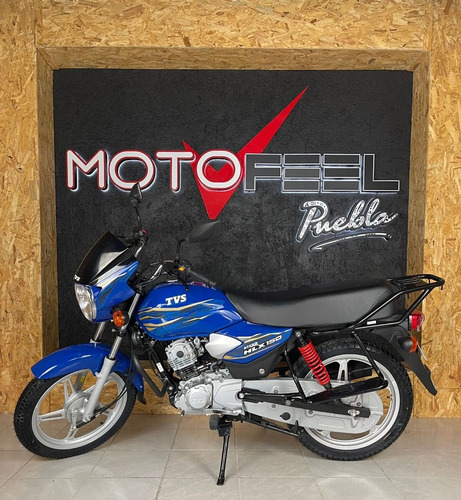 Imagen 1 de 7 de Motofeel Puebla  - Tvs Hlx150  - @motofeelpue