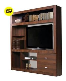 Modular Rack Tv Florencia En Muebles Dxp