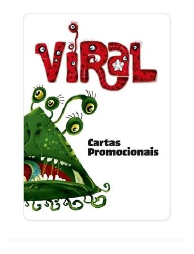Viral - Cartas Promocionais - Papergames