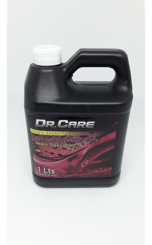 Refrigerante Heavy Duty Coolant Dr Care 1 Lt.