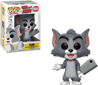 Funko Pop! Tom And Jerry Tom #404 Juguetería El Pehuen