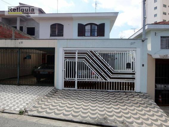 Sobrado Residencial À Venda, Jardim Das Laranjeiras, São Paulo. - So0167