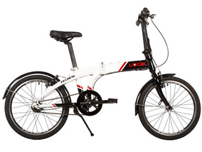 Bicicleta Teknial Logik Rodado 20 Nexus 3 Vel