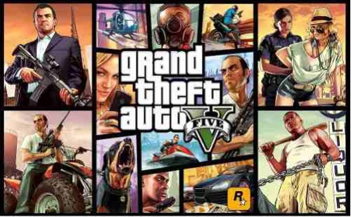 Grand Theft Auto V - Gta 5 - Pc - Português-br Envio Digital