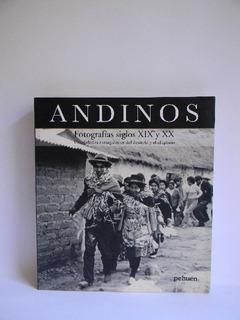 Andinos Fotografías Siglos Xix Y Xx Altiplano Desierto