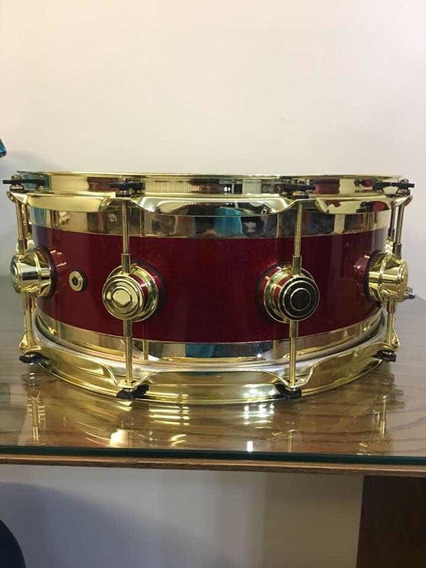 Caixa Dw Neil Peart Evolution (collection Test For Echo)