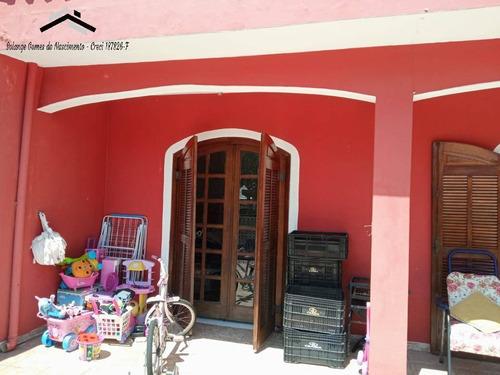 Imagem 1 de 15 de Sobrado Com 2 Salões Comerciais No Jardim Do Engenho Em Cotia - 262