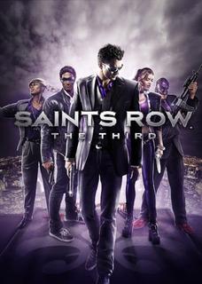 Saints Row The Third Steam Key Global