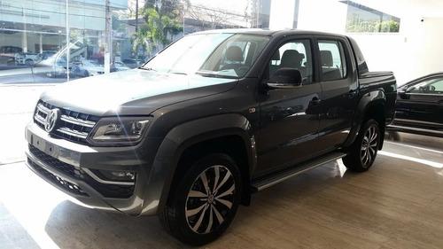 Anticipo $63.900 Plan Pick Up Vw Volkswagen Amarok 0 Km M-