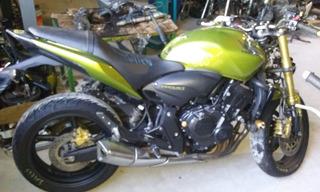 Moto Para Retirada De Peças/sucata Hornet Honda Ano 2012