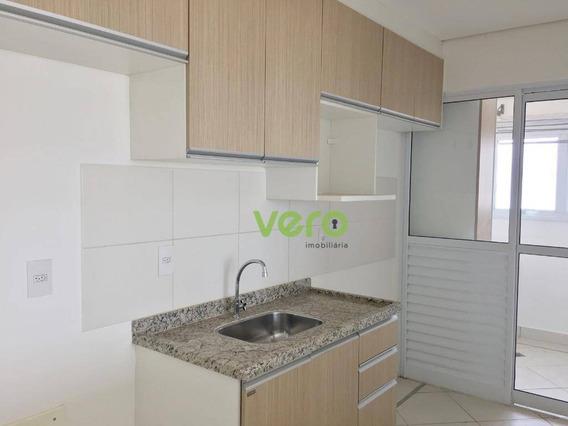 Apartamento Com 2 Dormitórios Para Alugar, 60 M² Por R$ 12/mês - Vila Santa Catarina - Americana/sp - Ap0067