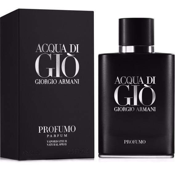 Perfume Acqua Di Gio Profumo Edp - 125ml - 100% Original.
