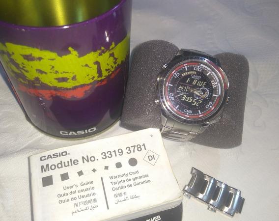 Relógio De Pulso Original Casio Edifice