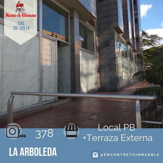 Local Comercial En Venta Maracay, La Arboleda 20-10514 Scp