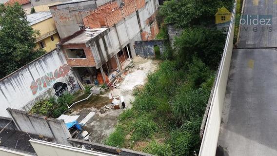 (ac)terreno Residencial À Venda, Freguesia Do Ó, São Paulo. - Te0020