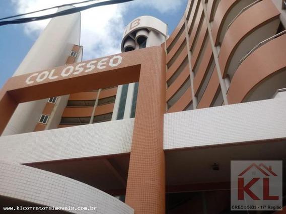 Apartamento Para Venda Em Natal, Praia Do Meio, 1 Dormitório, 1 Suíte, 2 Banheiros, 1 Vaga - Ka 0844