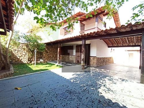 Imagem 1 de 21 de Incrivel Casa 3 Quartos, Amplo Quintal E Garagem - Itaipu, Maravista - Ca0084